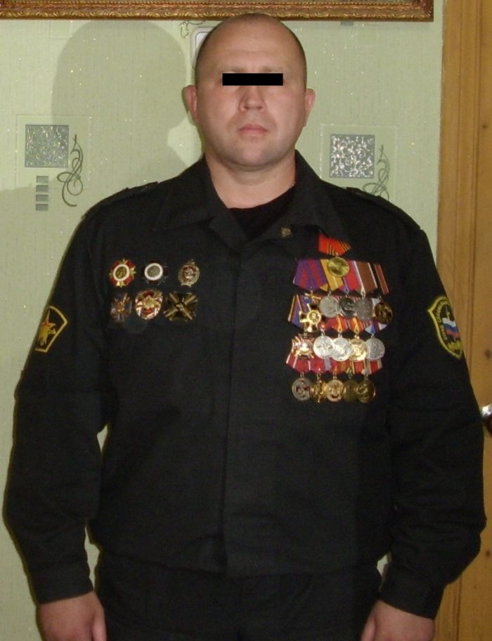 личная охрана телохранитель