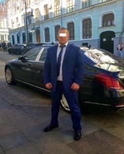 Телохранитель в Москве с опытом командировок